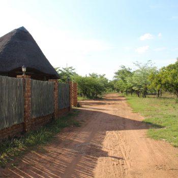 Bushveld Entrance